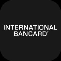 International Bancard Black App Icon