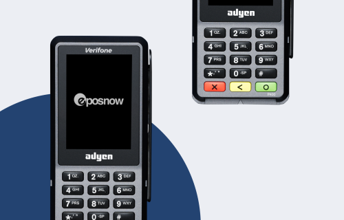 Epos Now Payments   Countertop P400
