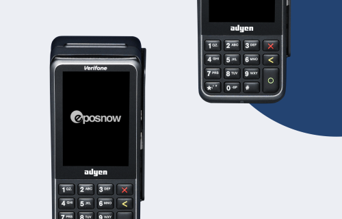 Epos Now Payments   Portable V400m