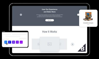 Gift Shop BigCommerce Website Builder v2