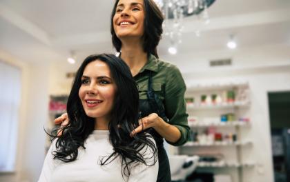 Hair Salon Customer Care