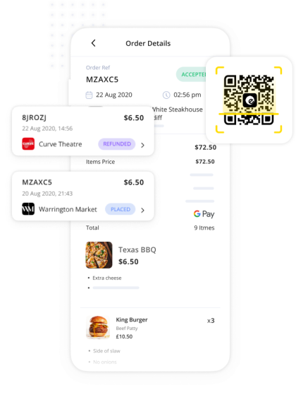 Order and Pay v2