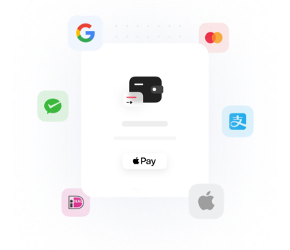 Simple affordable payments USD