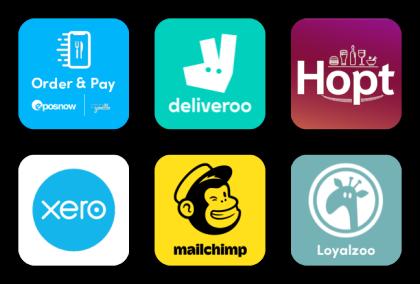 Takeaway apps