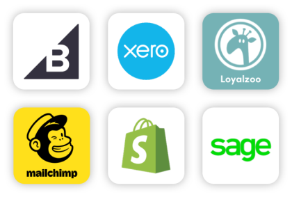 new retail apps logos
