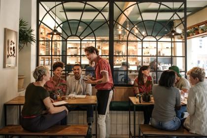 server restaurant v2